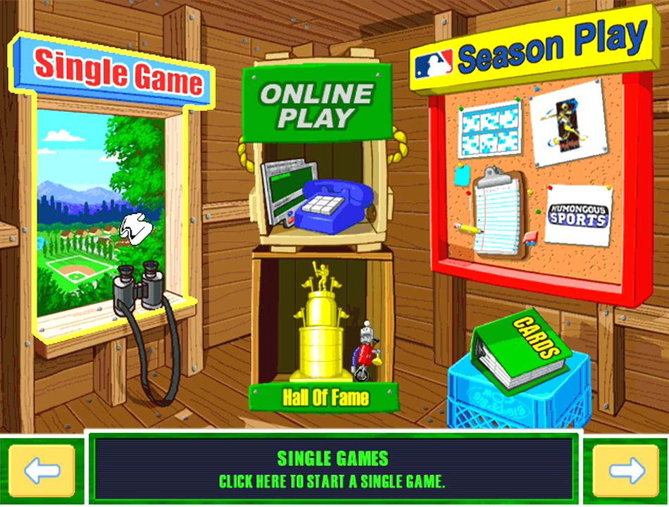 Backyard Baseball 2001 Download Game Gamefabrique