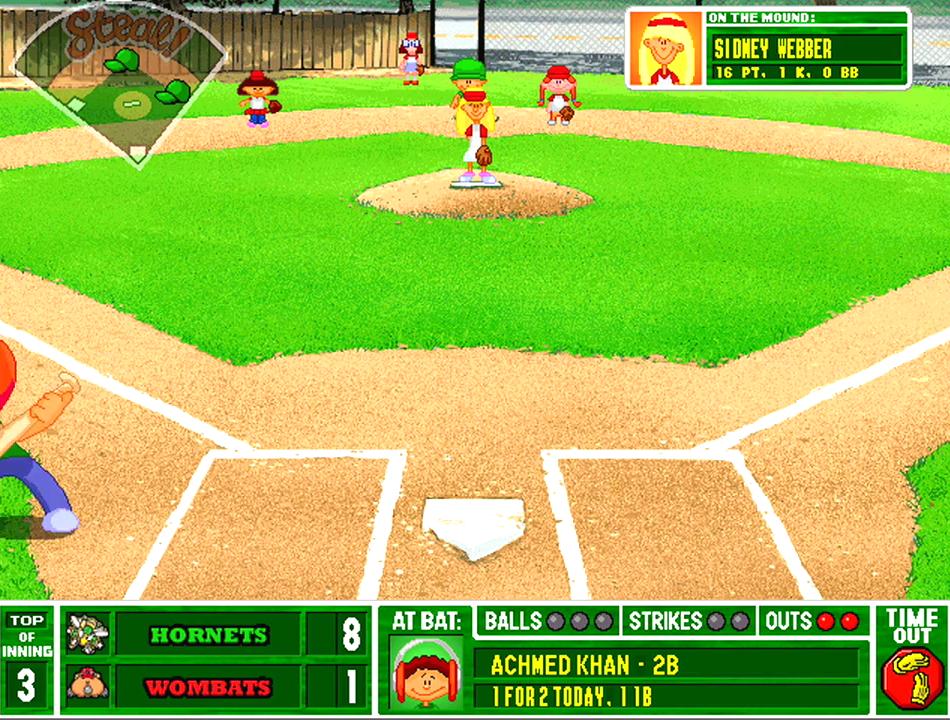 Backyard Baseball 2001 Download Full Version backyard baseball 2001 download game | gamefabrique