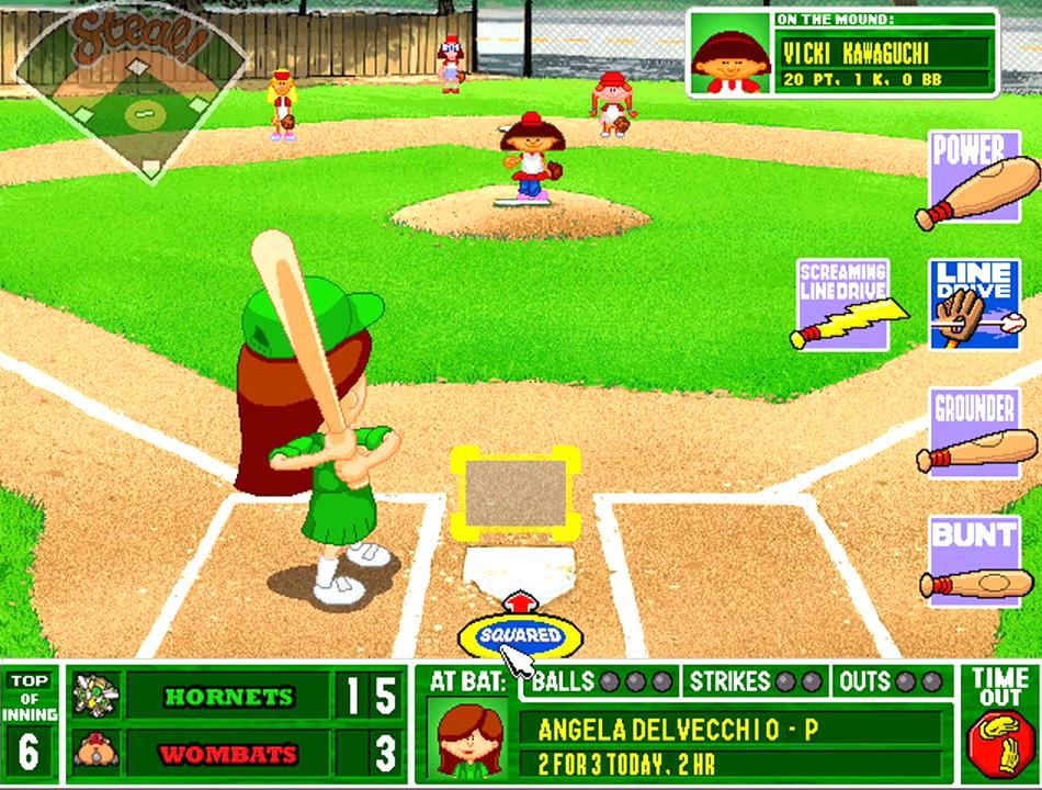 can i play backyard baseball on a mac