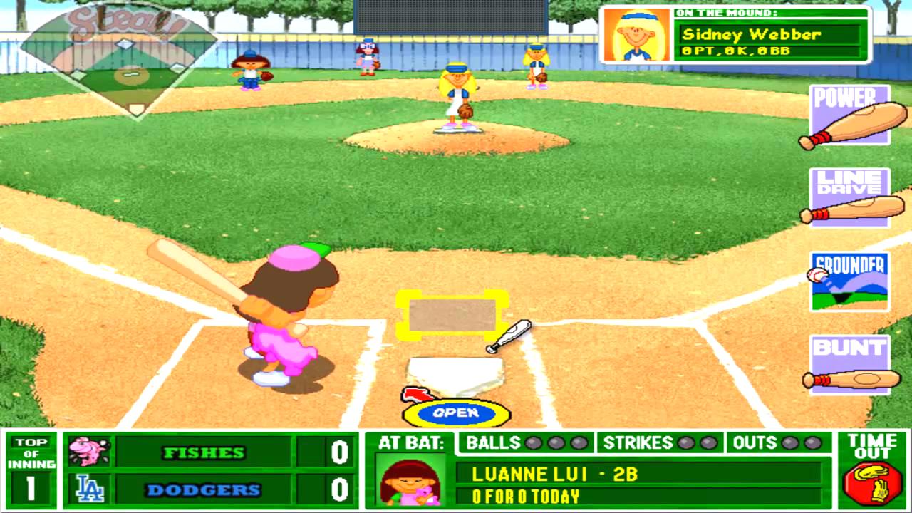 backyard baseball 2003 free online game