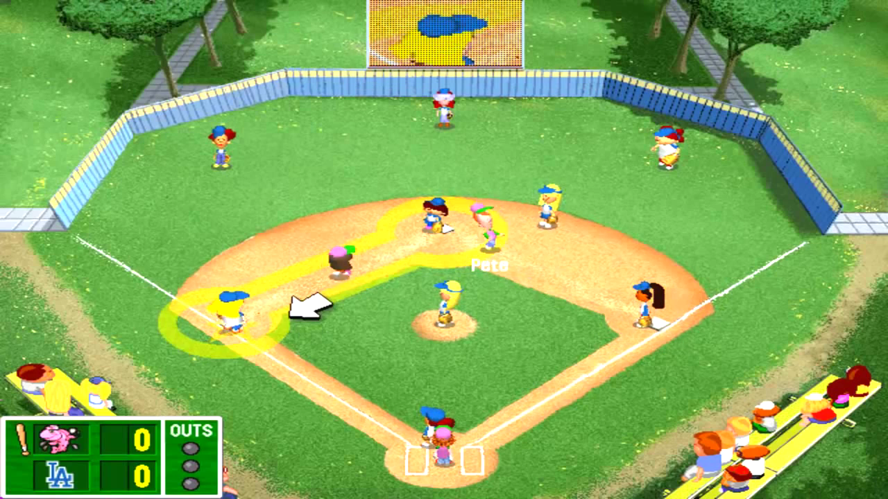 Backyard Baseball 2003 Download Game | GameFabrique