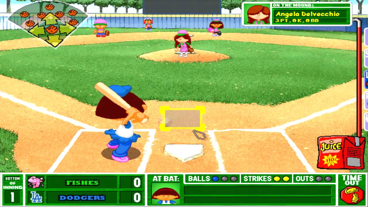 ... Backyard Baseball 2003
