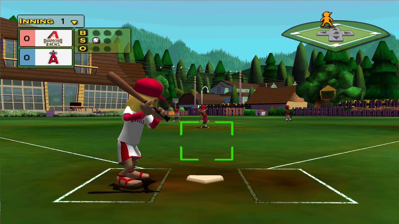 Backyard Sports Baseball 2007 Download Game | GameFabrique