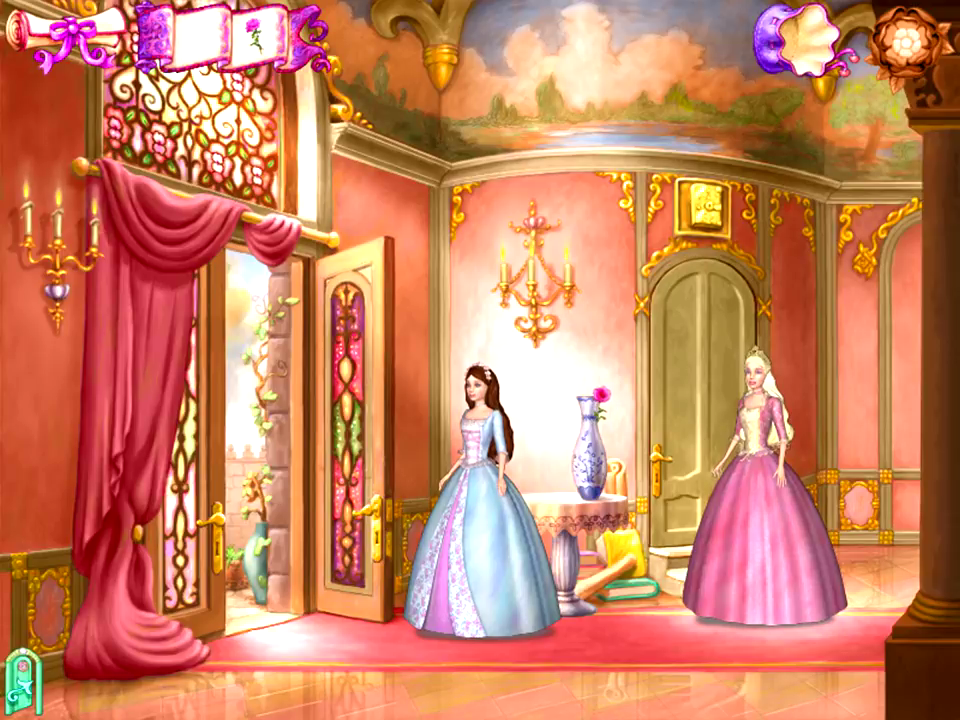 Barbie as the Princess and the Pauper Download   GameFabrique