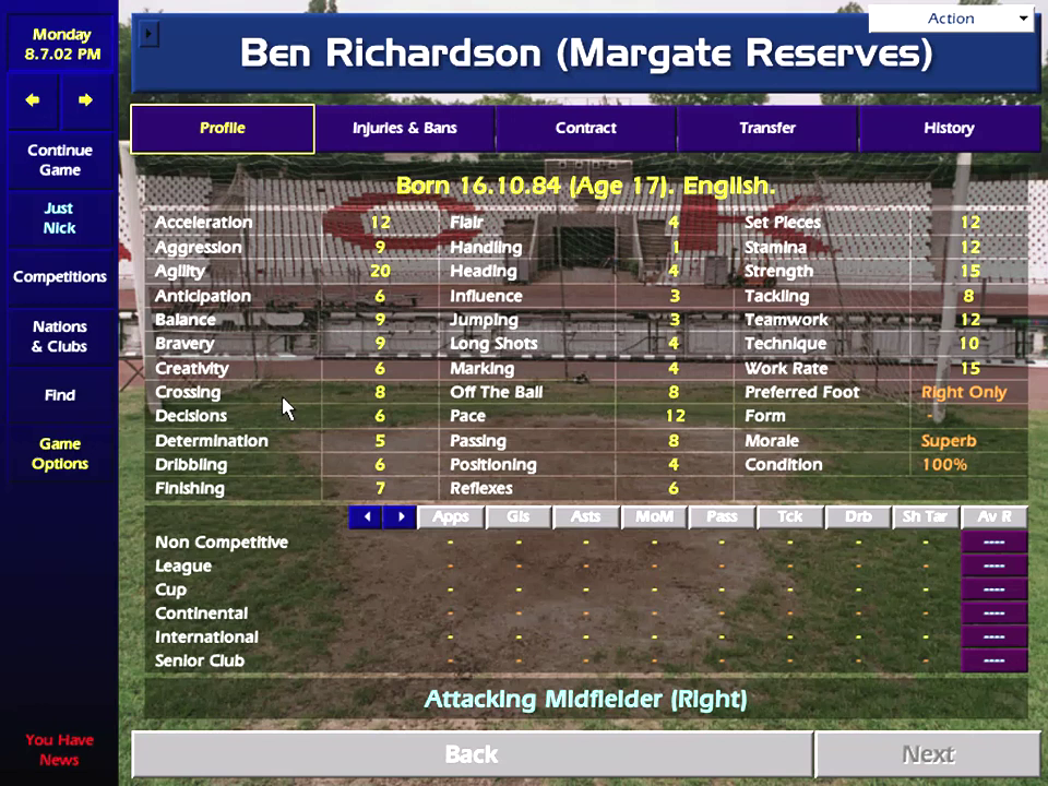 championship manager 2000 01 free download