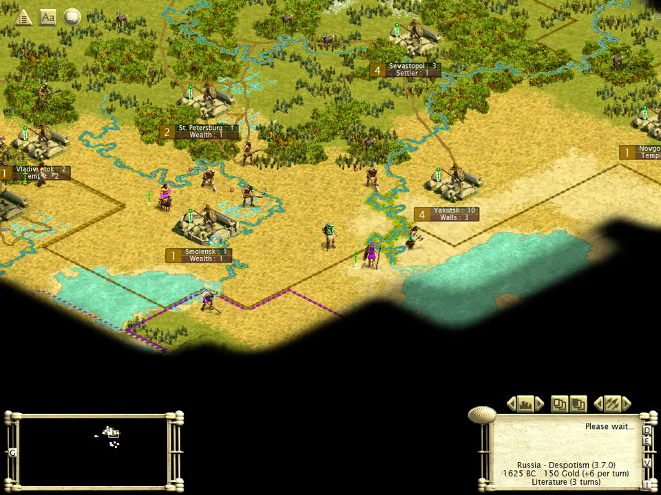 Civilization II: Test Of Time Download Game | GameFabrique