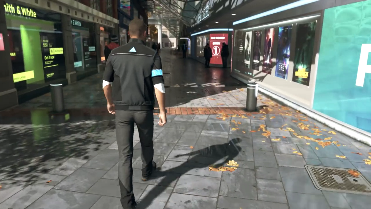 Detroit: Become Human Download Game | GameFabrique
