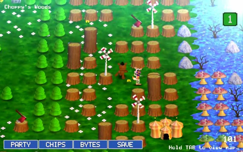 FNaF World Download Game   GameFabrique