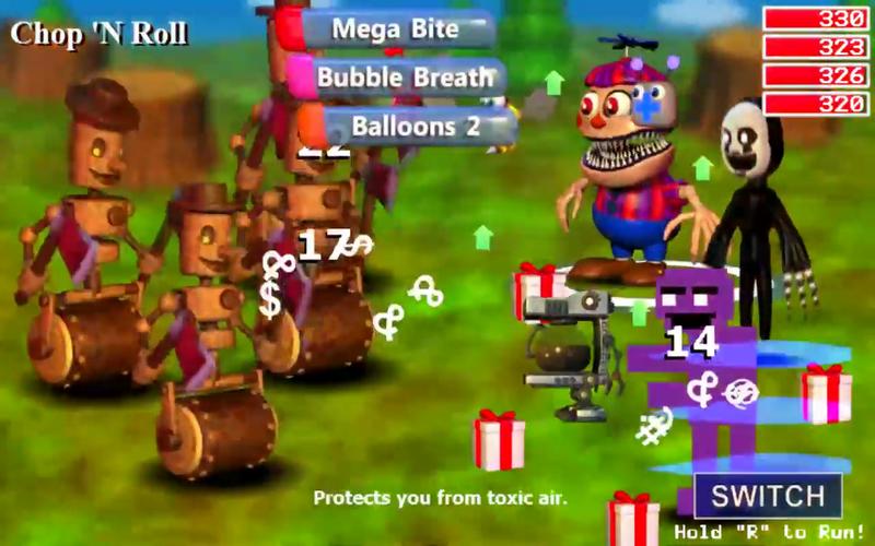 FNaF World Download Game | GameFabrique