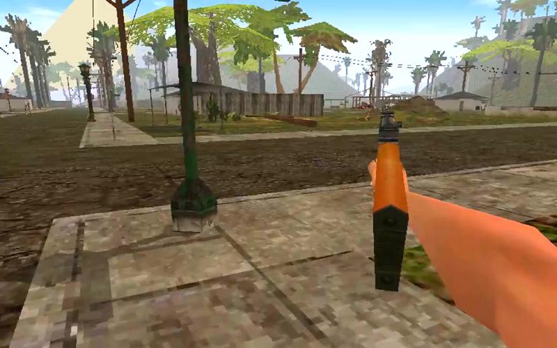 Jurassic park: trespasser download (1998 action adventure game).