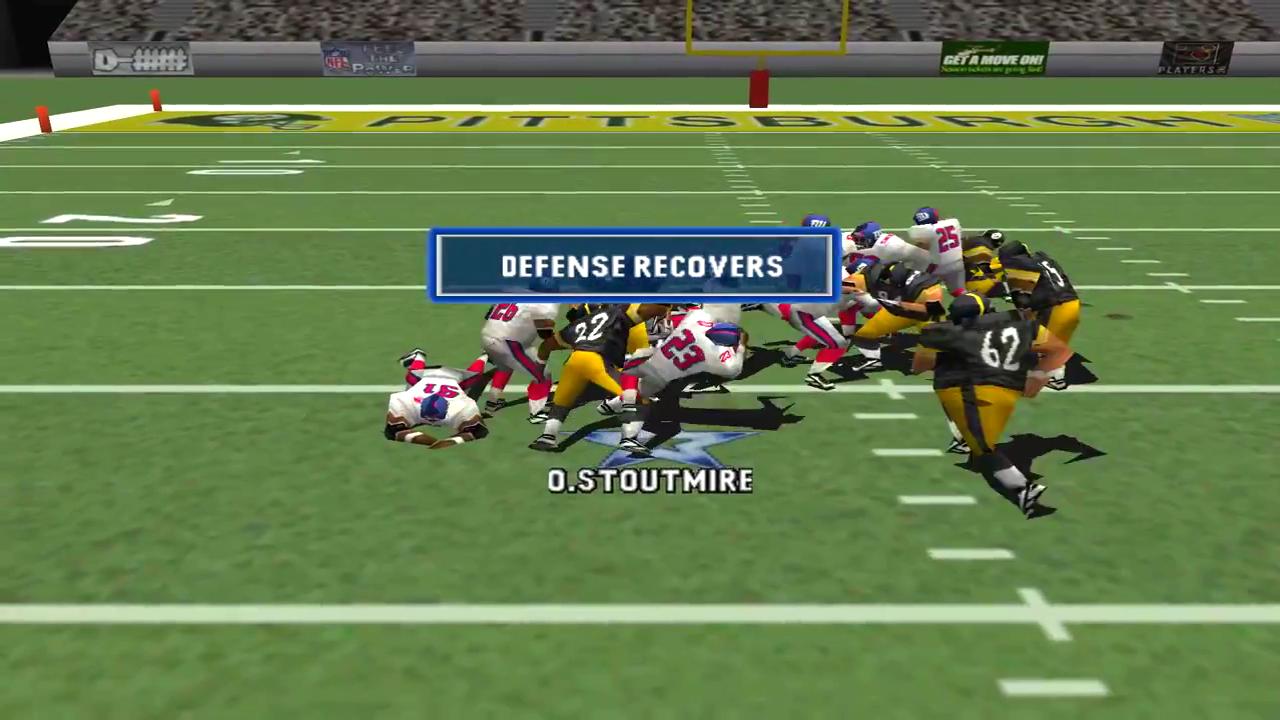 Madden NFL 2002 Download Game | GameFabrique
