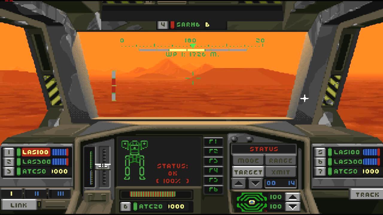 Image result for Metaltech (Earthsiege / Starsiege)