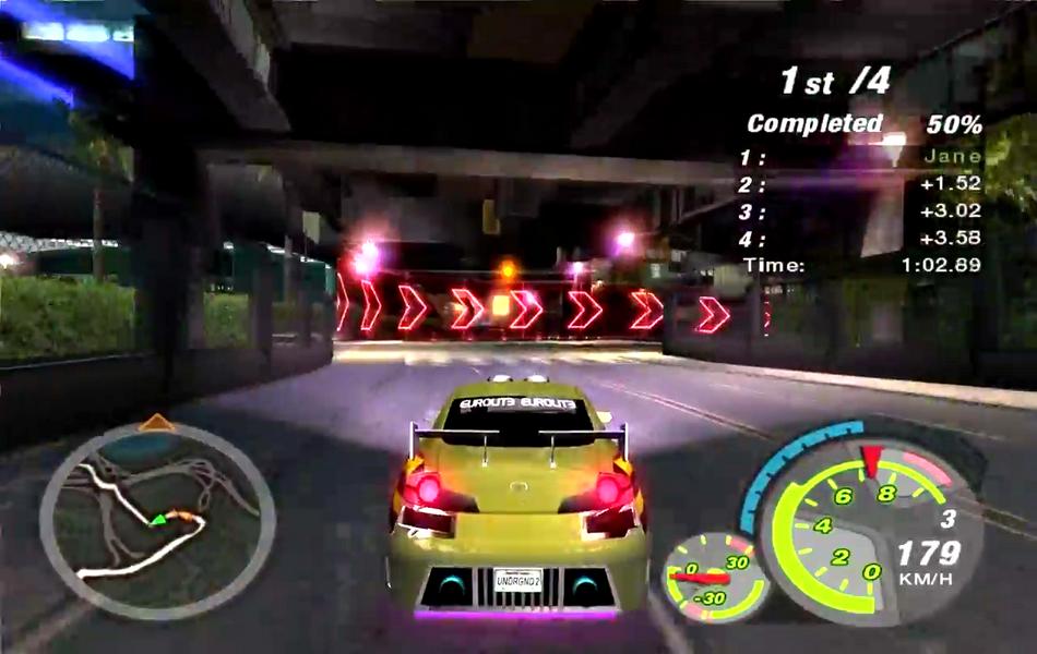 Need For Speed Underground 2 Download Game Gamefabrique