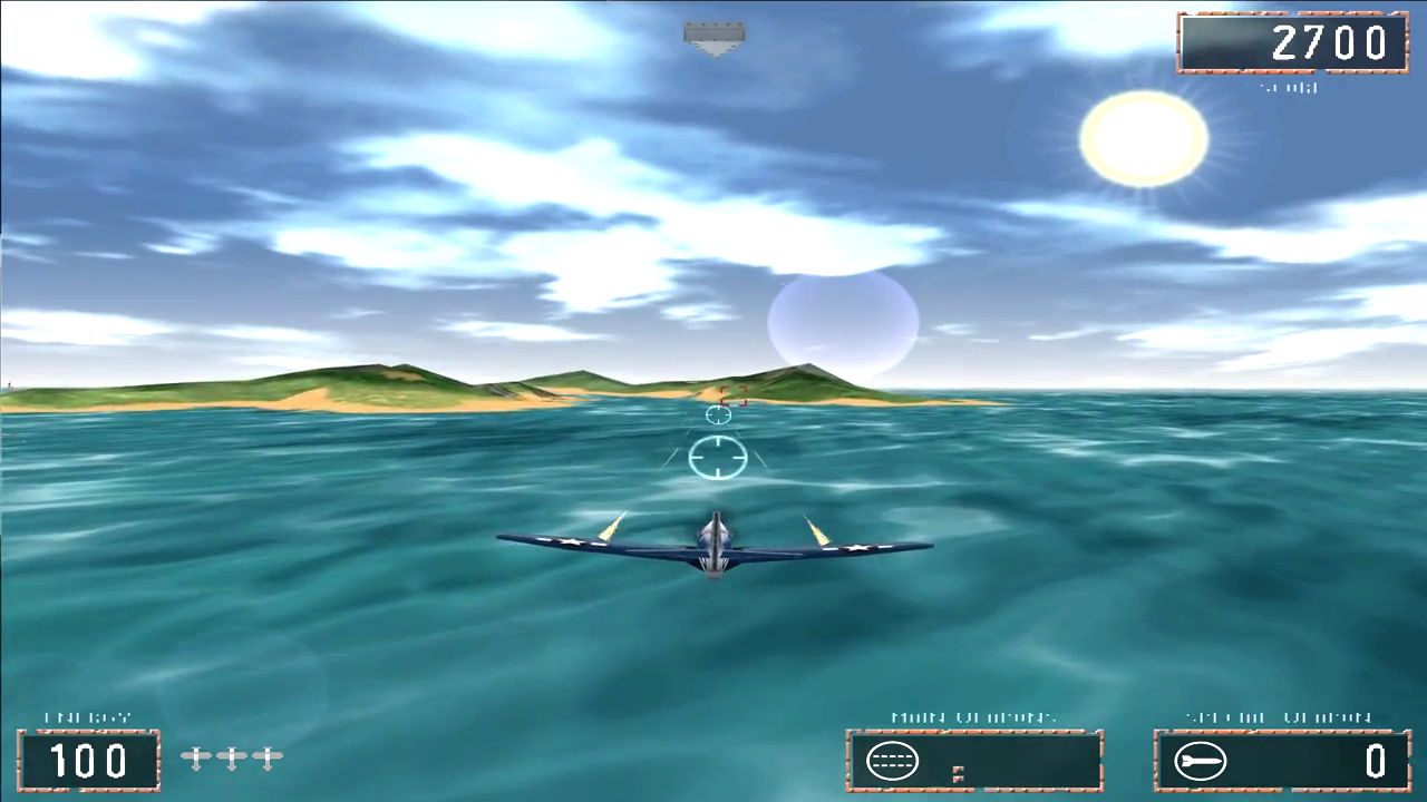 Pacific Warriors: Air Combat Action Download Game | GameFabrique