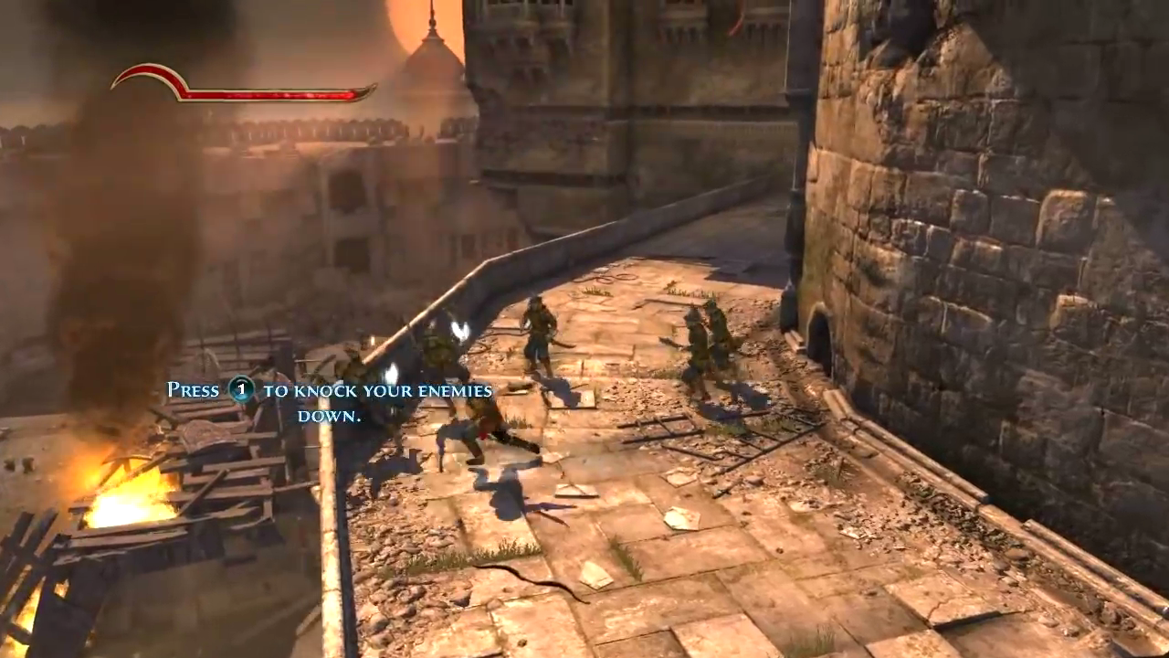 Prince of Persia: The Forgotten Sands Download Game | GameFabrique