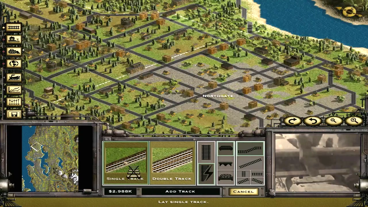 Railroad Tycoon II: The Second Century Download Game