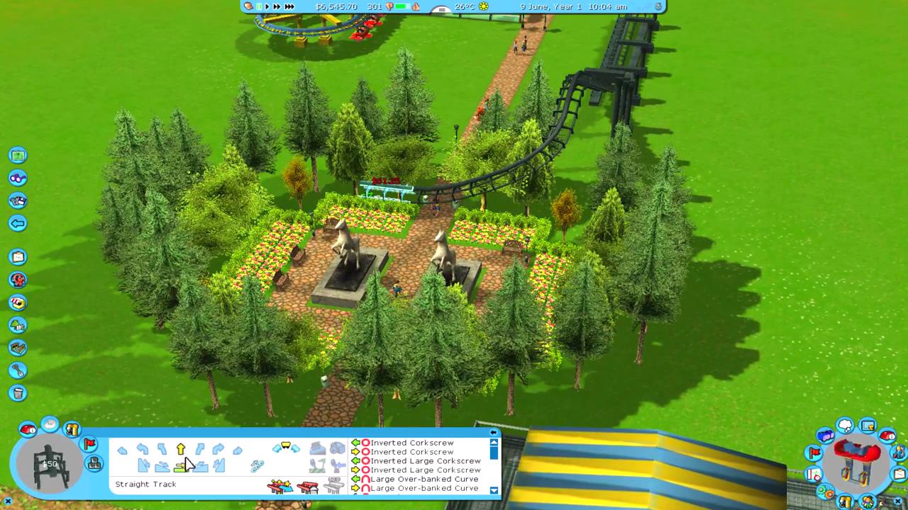 RollerCoaster Tycoon 3 Download Game | GameFabrique