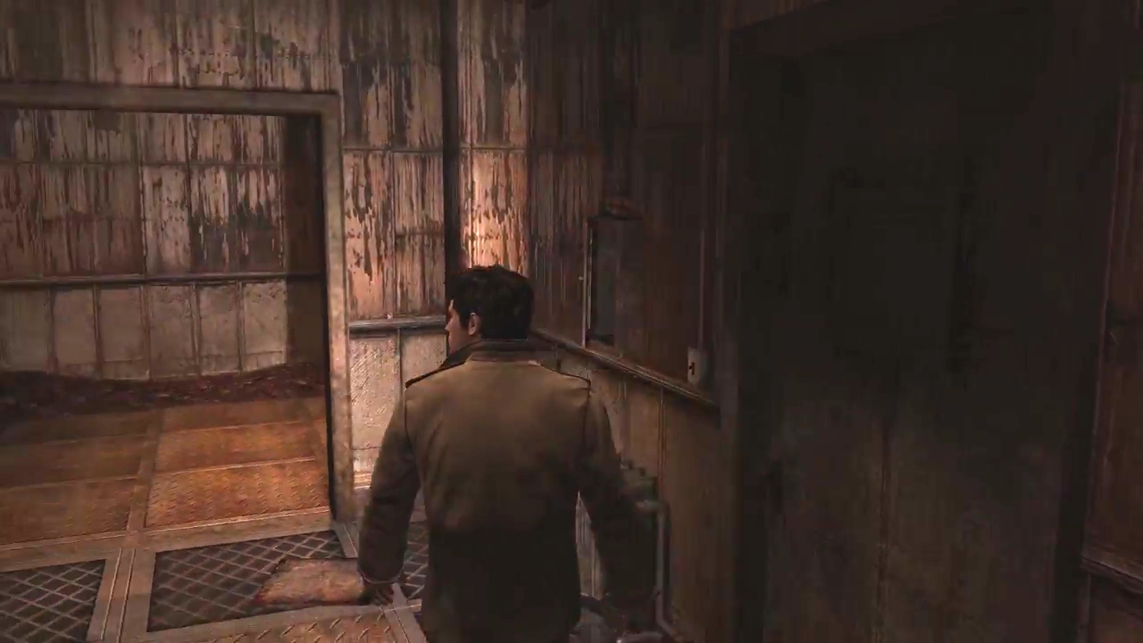 Silent Hill Homecoming Download Game Gamefabrique