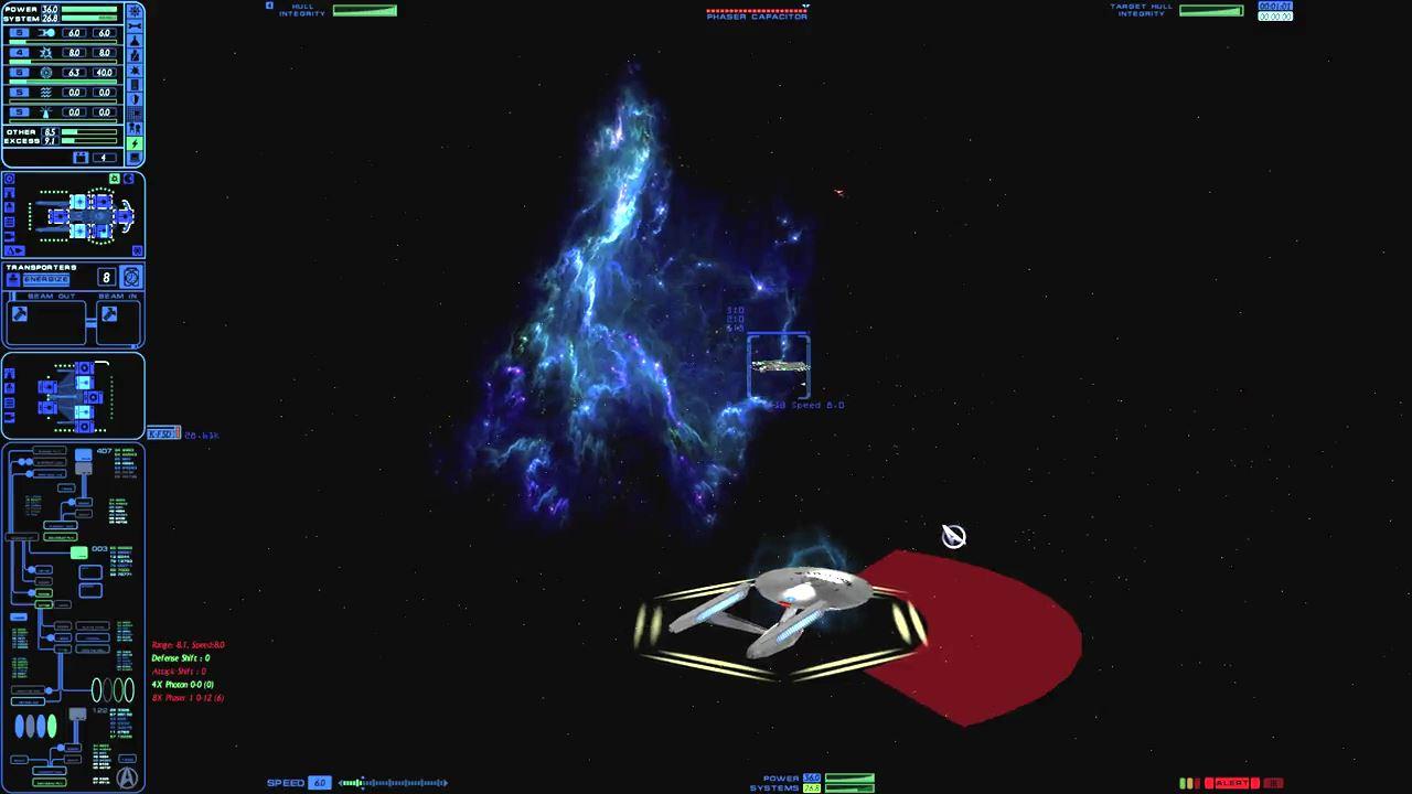 Star Trek Starfleet Command Volume Ii Empires At War Download Game Gamefabrique