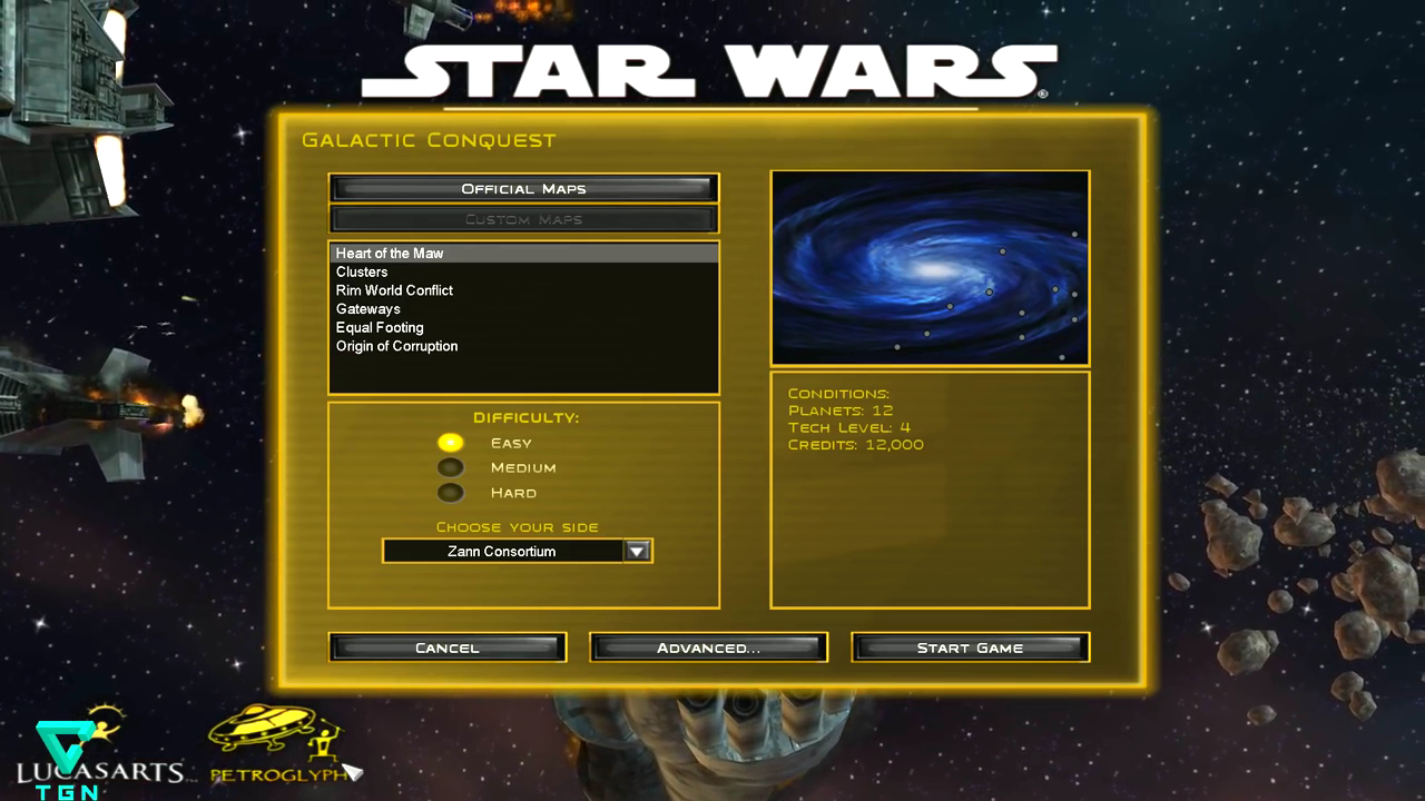 💐 Star wars empire at war forces of corruption map editor
