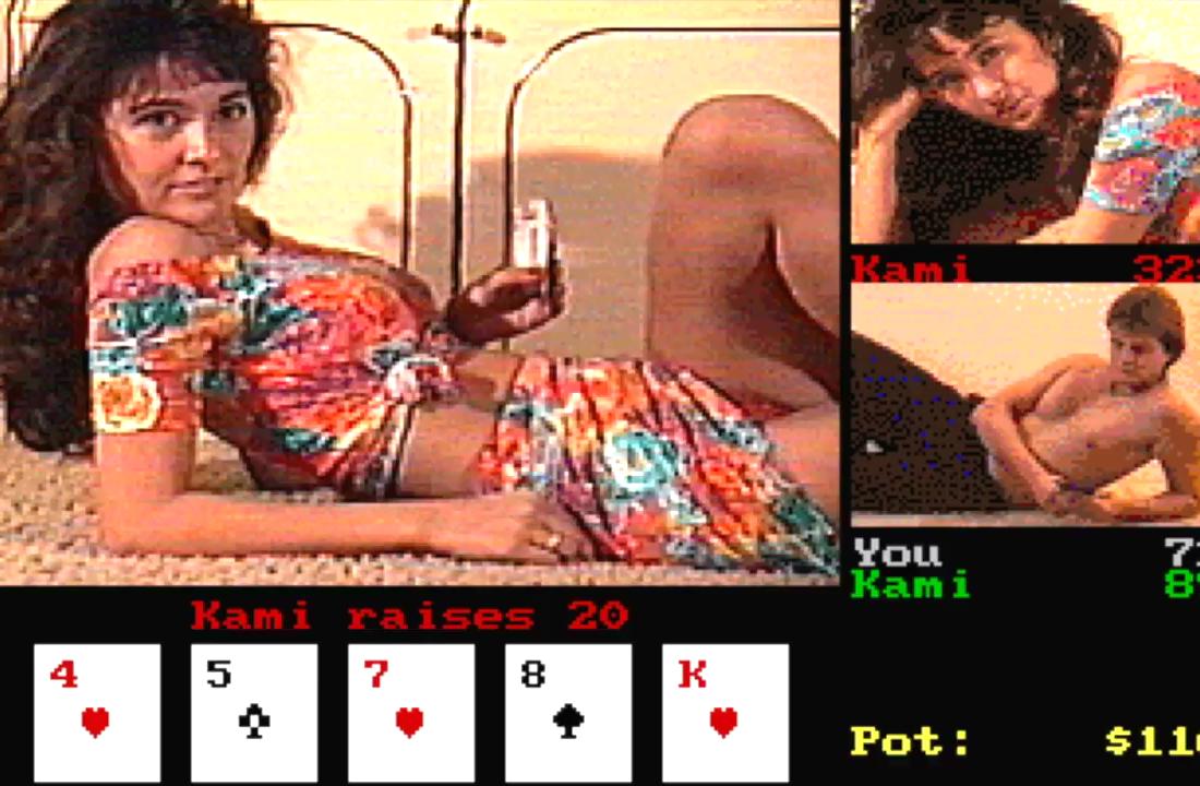 Stip Poker Game