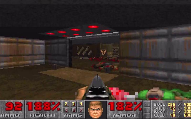 Ultimate Doom Download Game | GameFabrique