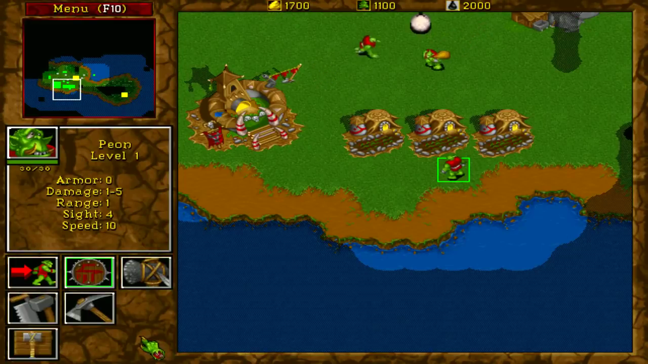 Warcraft 2 Tides Of Darkness Download Game Gamefabrique