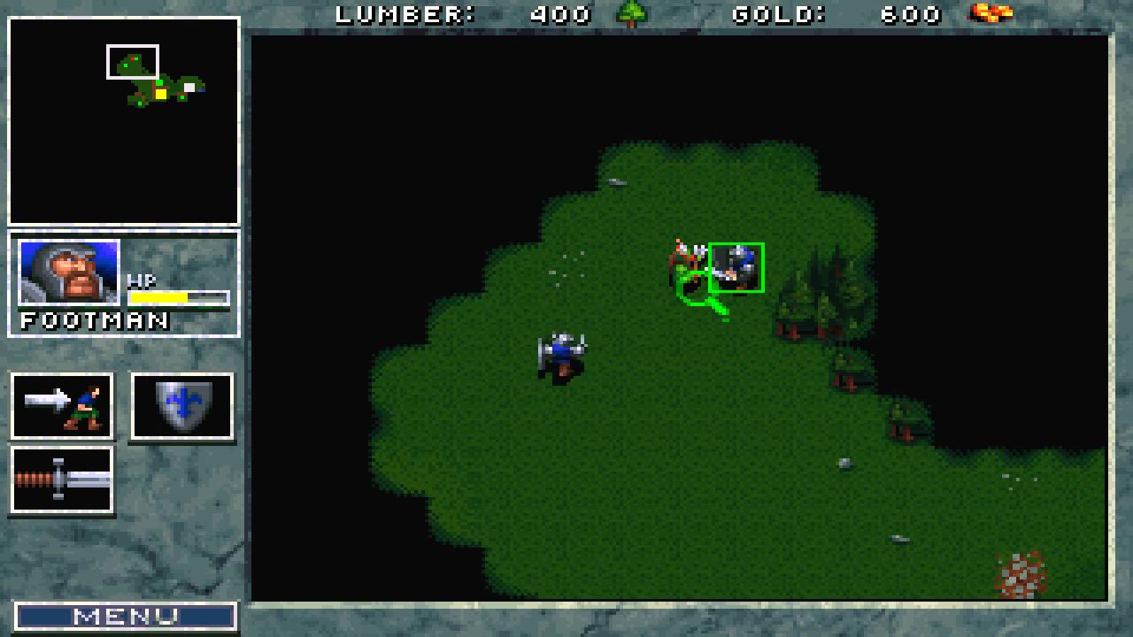 Warcraft Orcs Humans Download Game Gamefabrique