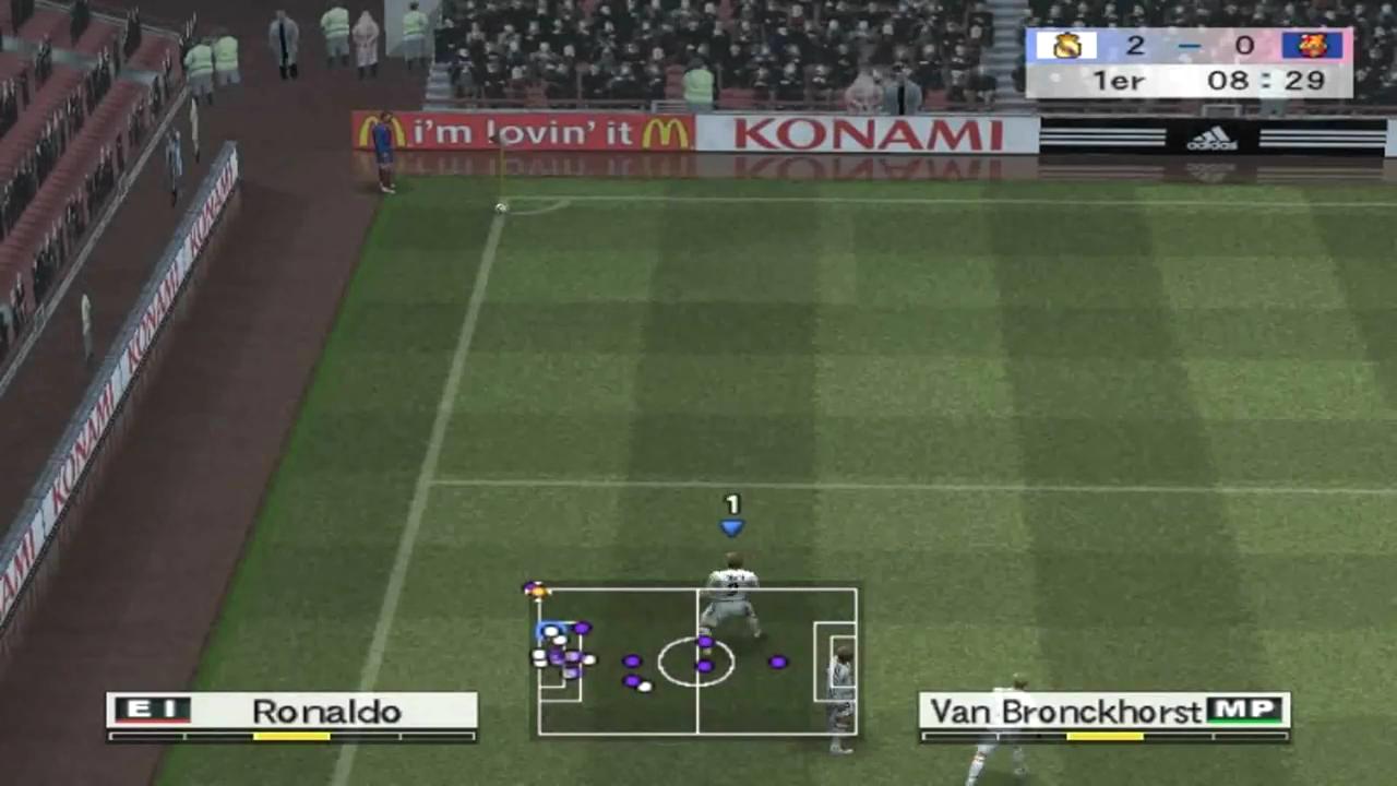 Game Online Bola Winning Eleven