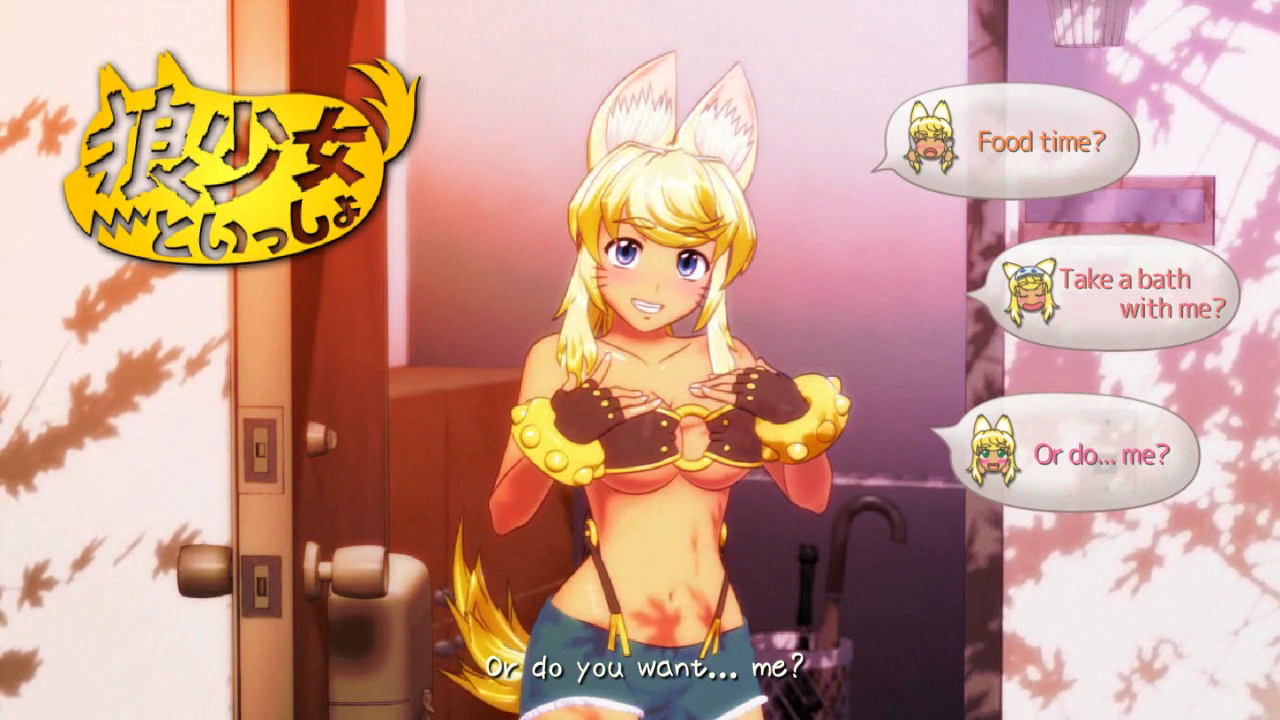 wolf girl with you free download android
