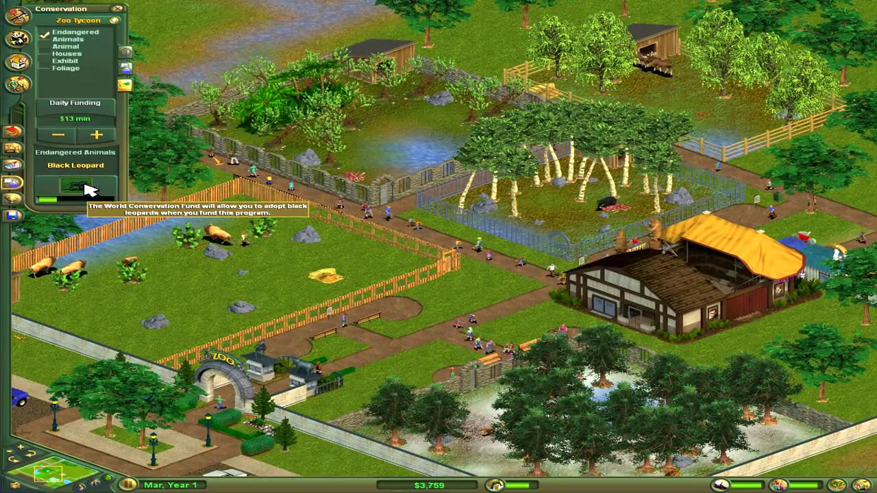 Zoo Tycoon Download Game   GameFabrique