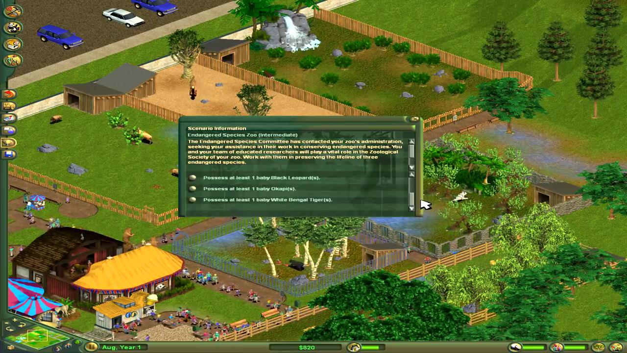 Zoo Tycoon Download Game | GameFabrique
