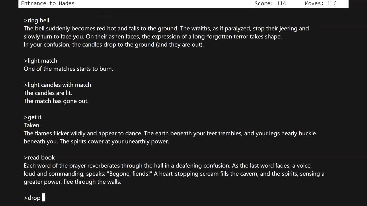 Zork 1: The Great Underground Empire Download Game