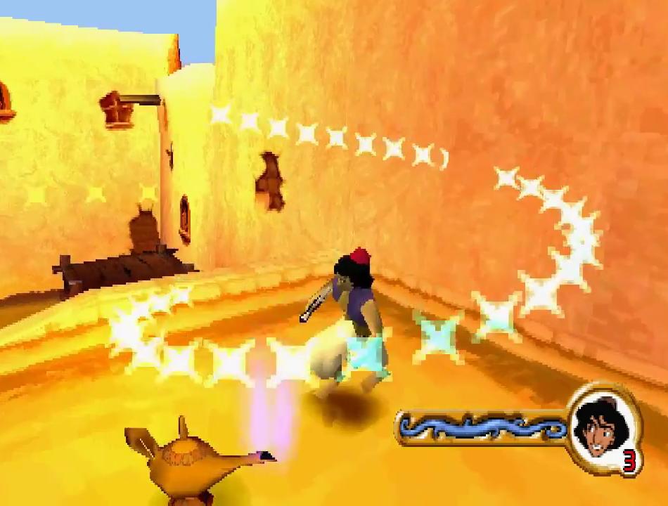 ... Aladdin In Nasira's Revenge