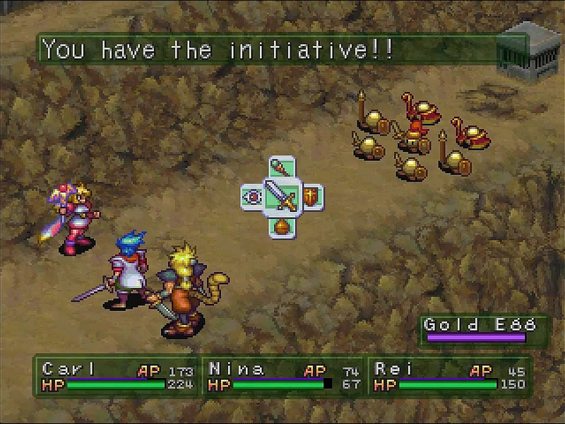 Breath of Fire 3 Download Game | GameFabrique on