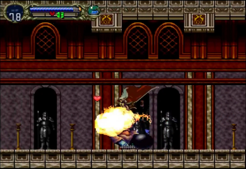 Castlevania Symphony Of The Night Download Game