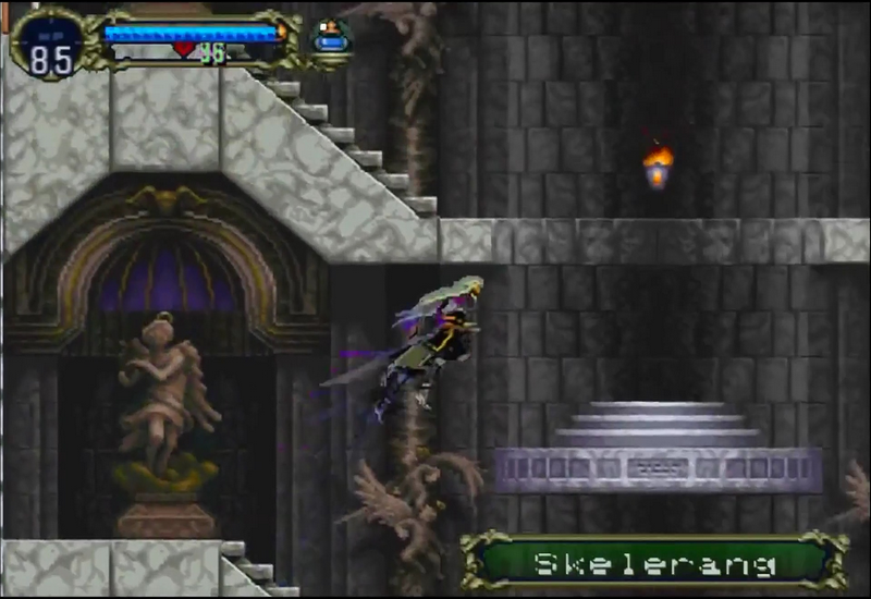 Castlevania: Symphony of the Night Download Game | GameFabrique