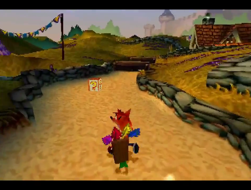 Crash Bandicoot Warped Download Game | GameFabrique