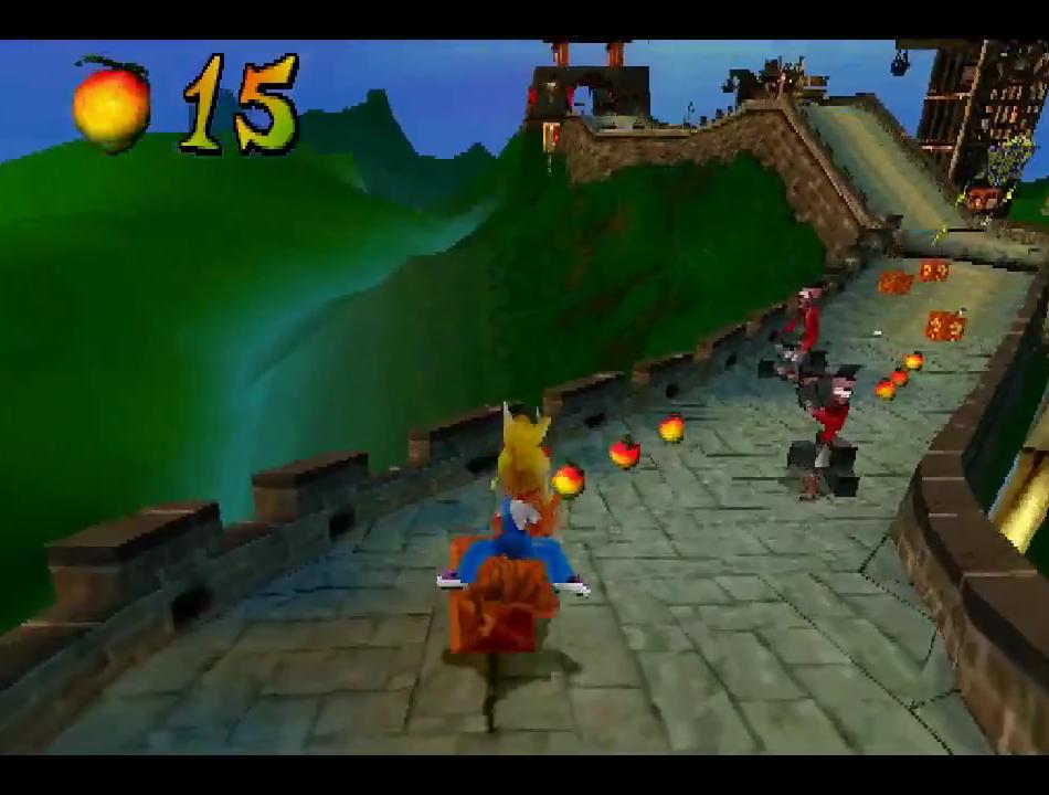 Crash Bandicoot Warped Download Game | GameFabrique