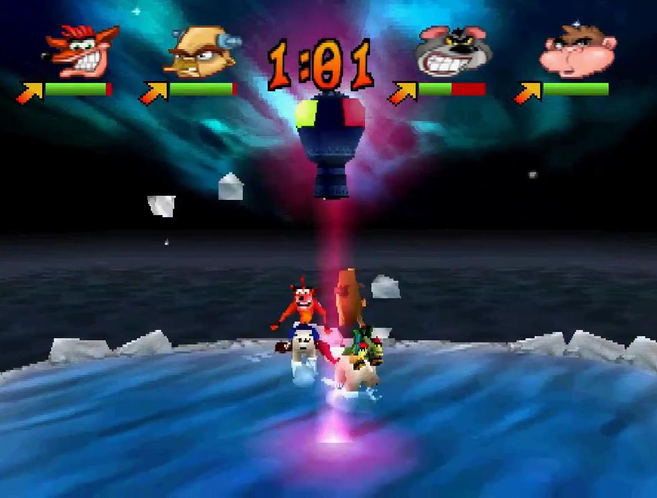 Crash Bash Cheats Codes and Secrets for PlayStation - GameFAQs
