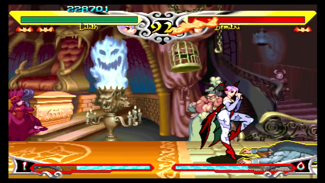 Darkstalkers 3 Download Game - GameFabrique