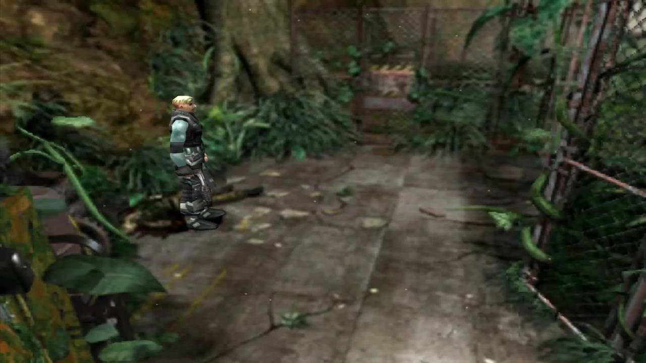 Dino Crisis 2 Download Game | GameFabrique