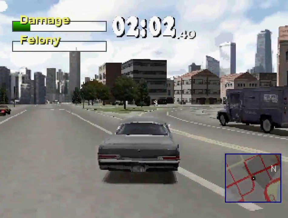 Driver 2 Download Game