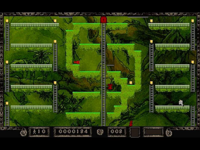loadrunner video game