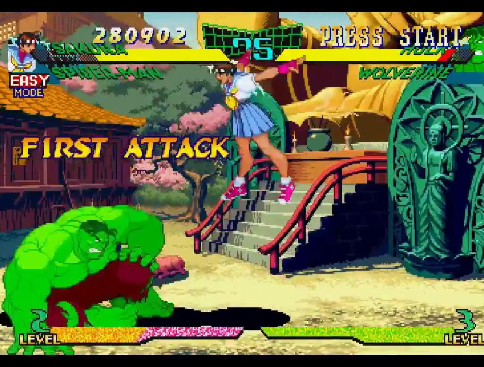 Marvel Vs  Street Fighter Download Game | GameFabrique