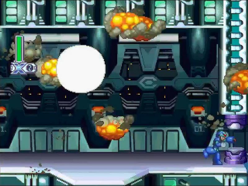 Mega Man X4 Download Game | GameFabrique