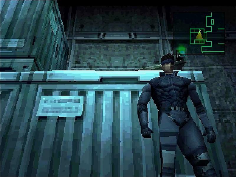Metal Gear Solid Download Game Gamefabrique