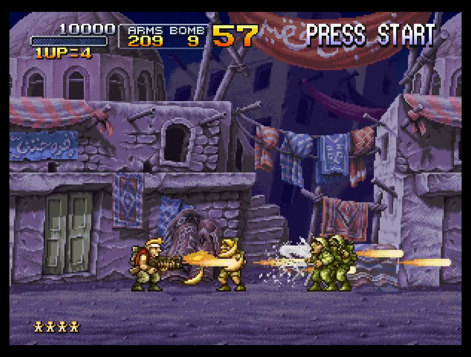 metal slug x pc gratuit 01net