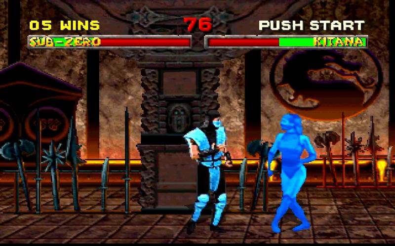 Mortal Kombat 2 Screenshots