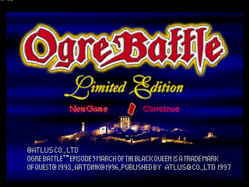 Ogre Battle Download Game | GameFabrique